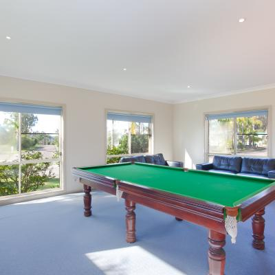 karuah waters estate port stephens pool table community hall