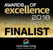 LLLIA Awards of Excellence Finalist 2018